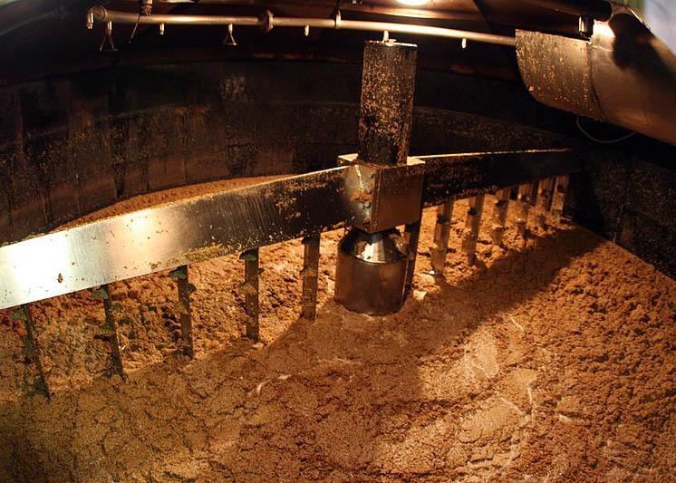 selber destillieren - die maische