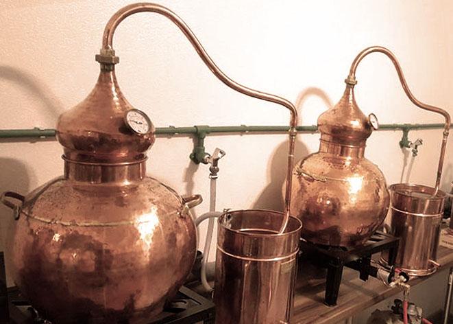 selber destillieren | moonshine distillery