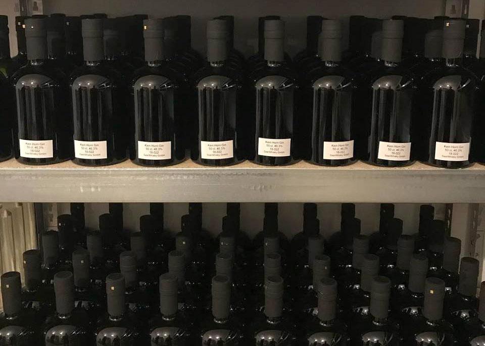 Mein eigenes Whiskyfass - die Flaschenabfüllung