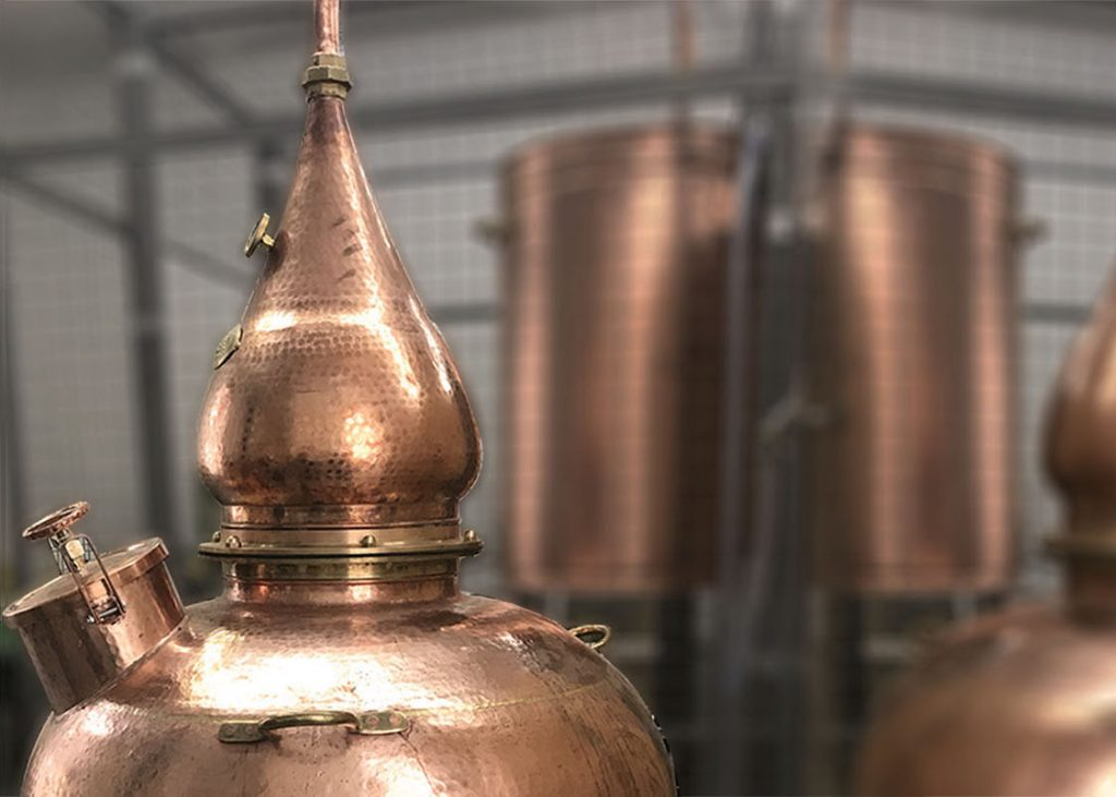 Mein eigenes Whiskyfass - die Destille