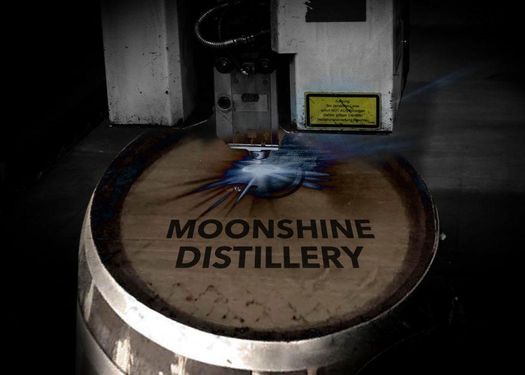 Mein eigenes Whiskyfass - Das Branding