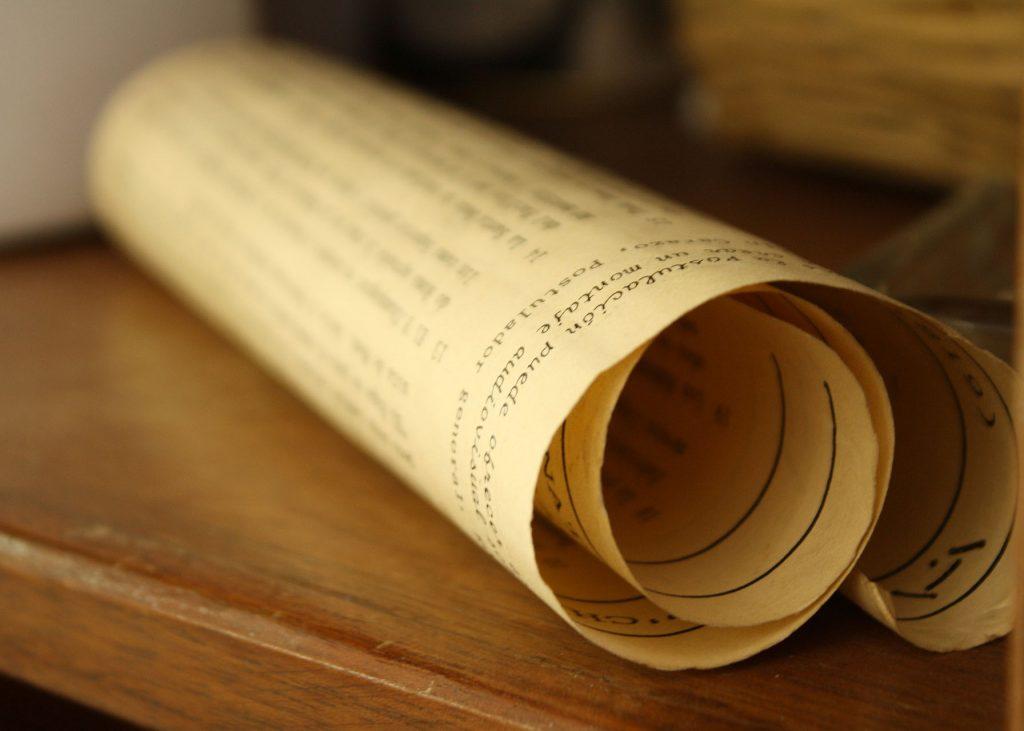 Mein eigenes Whiskyfass - Das Zertifikat